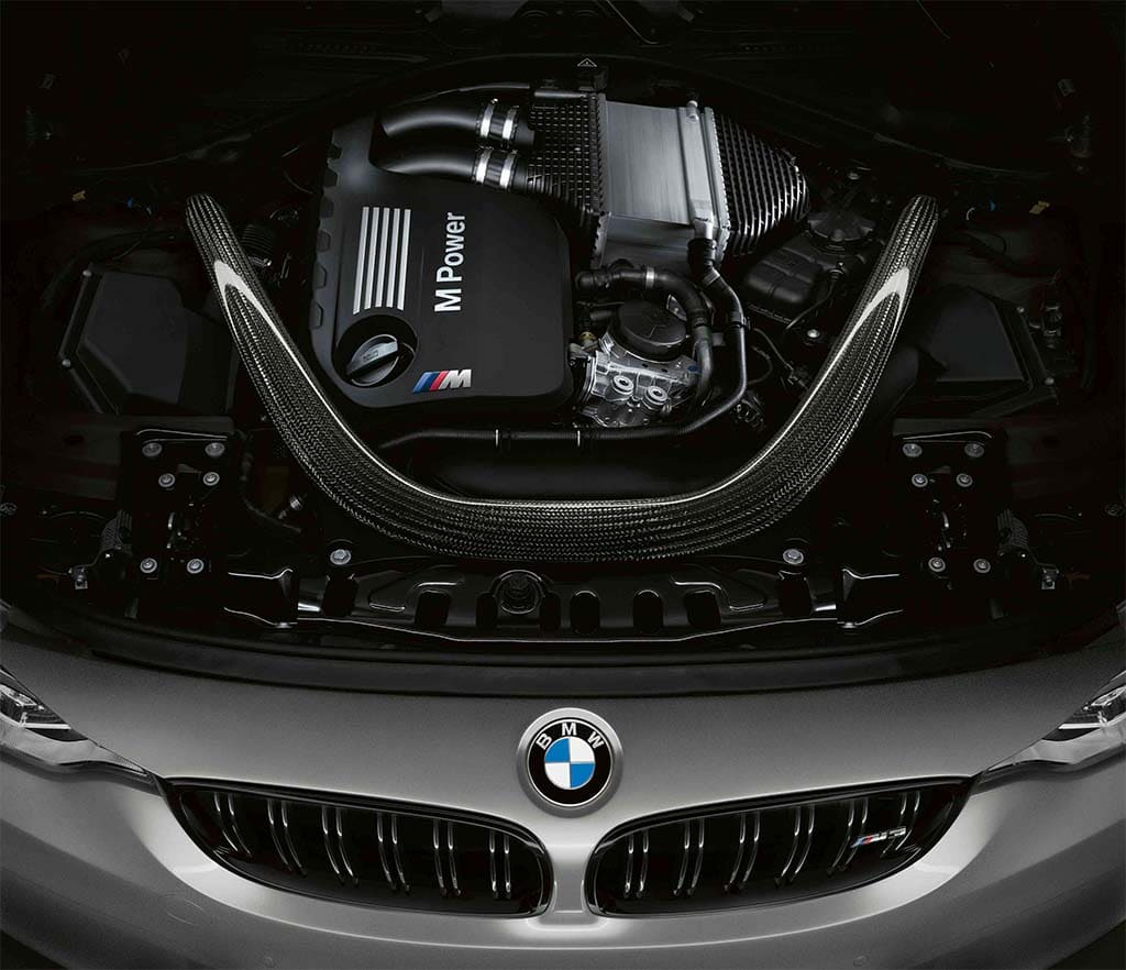BMW M3 CS revealed, local arm keen