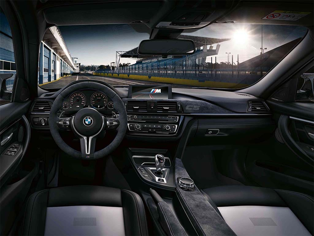 BMW M3 CS: Here It Is