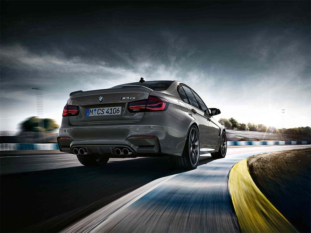 BMW M3 CS - combining performance with practicality