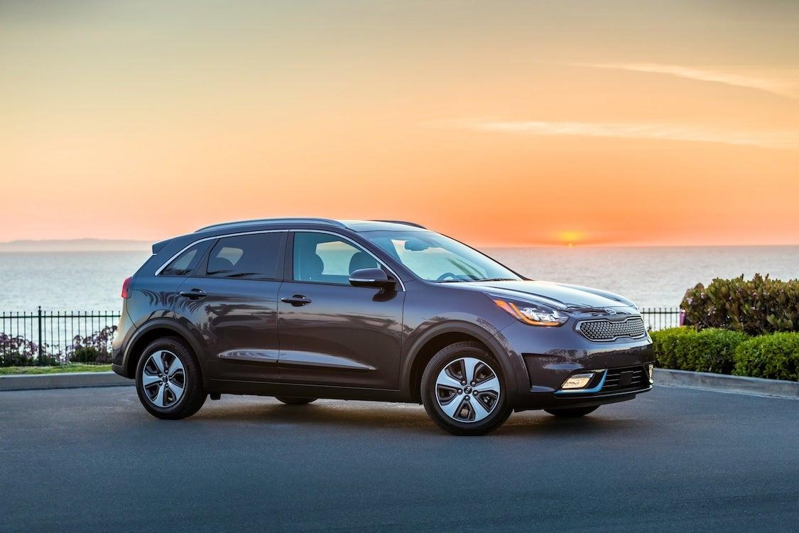 Cadillac, Kia and Karma Take Green Car Honors