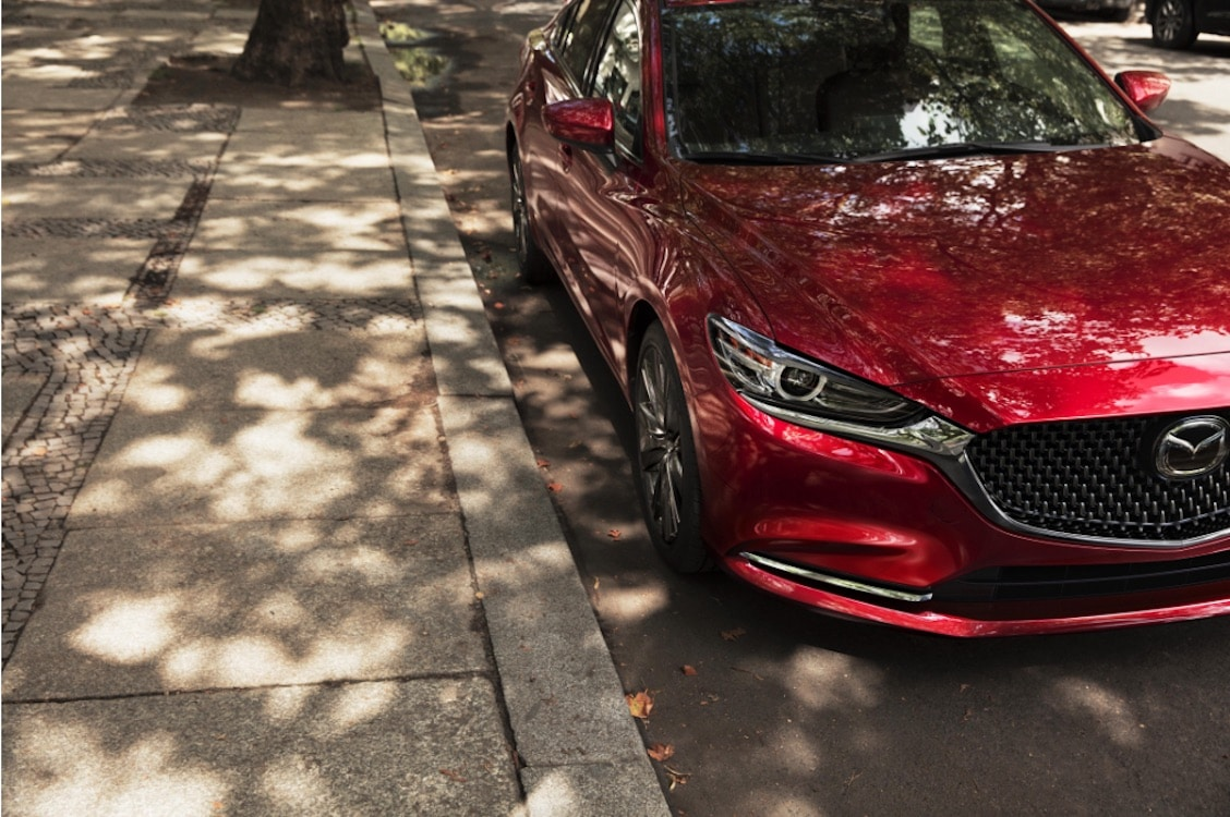 Updated 2018 Mazda6 to debut at LA Auto Show