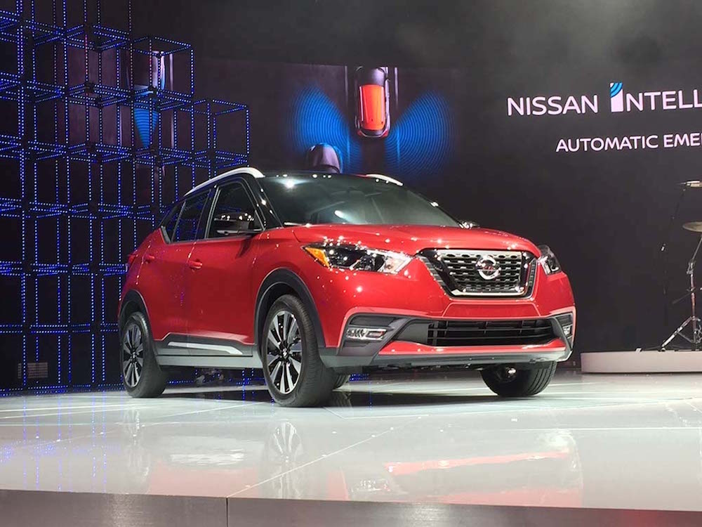 Nissan Gets its Kicks With New SUV