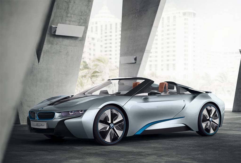 What's Coming to the 2017 L.A. Auto Show?