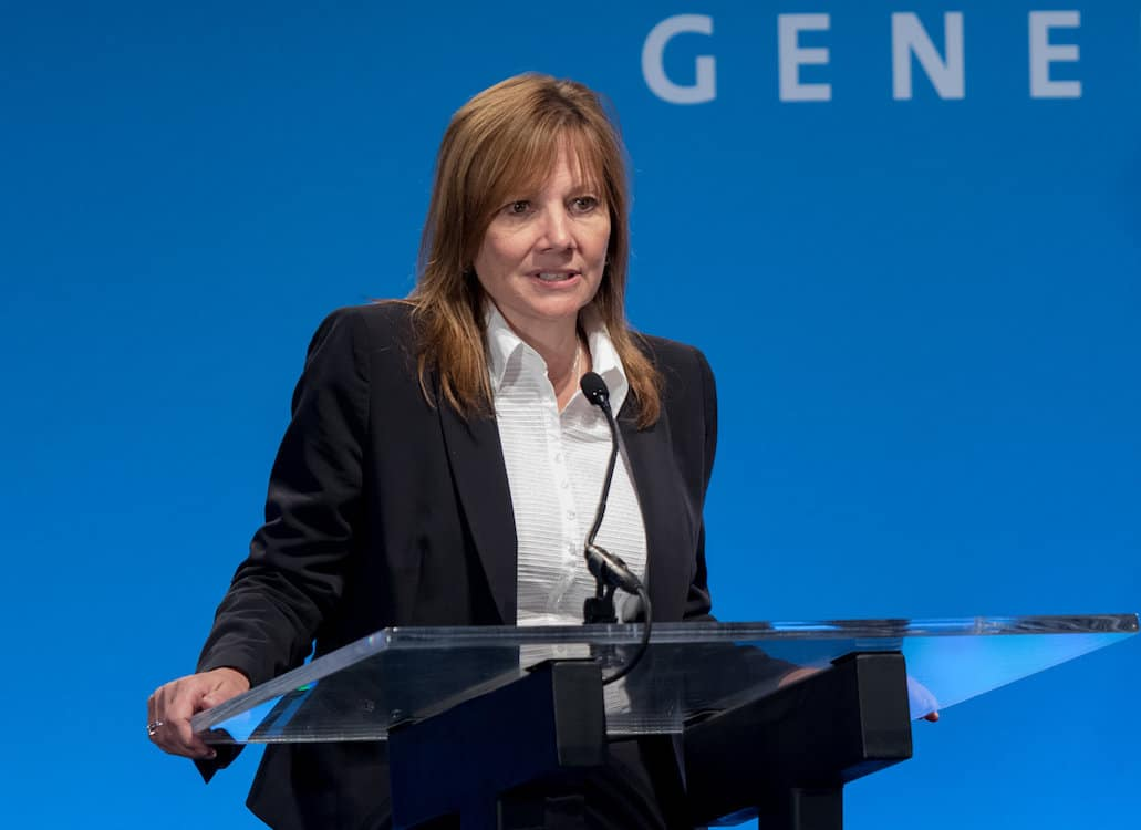 GM Taunts Tesla with Promise of Profitable EVs