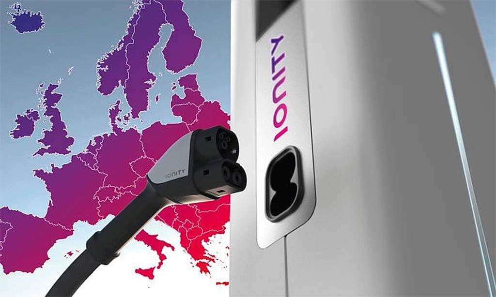 Major Automakers Join Forces to Launch Pan-European EV Charging Network