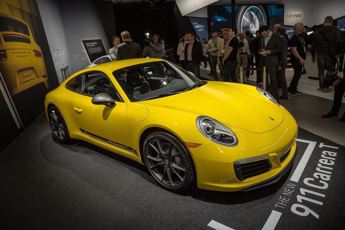 German Investigators Probing Porsche for Gas Emissions Testing Issues