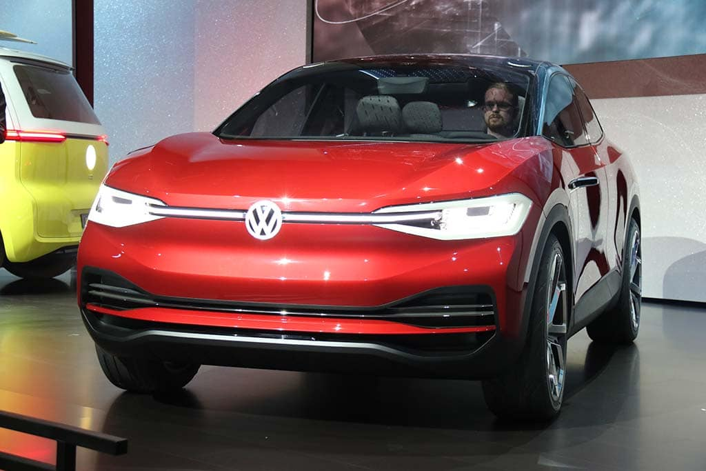 Vw Confirms 2020 U S Launch Of All Electric Suv