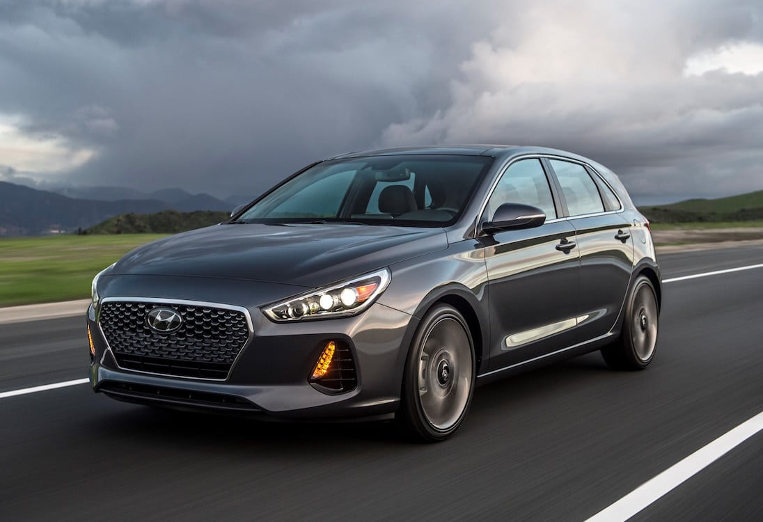 First Drive: 2018 Hyundai Elantra GT Sport