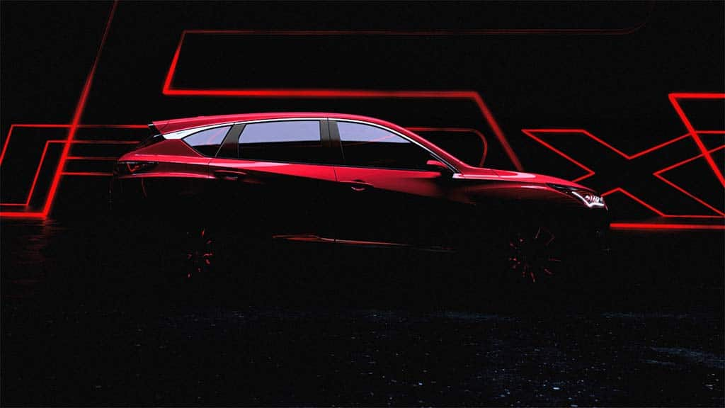 Acura Hints At New Direction With 2019 Rdx Prototype