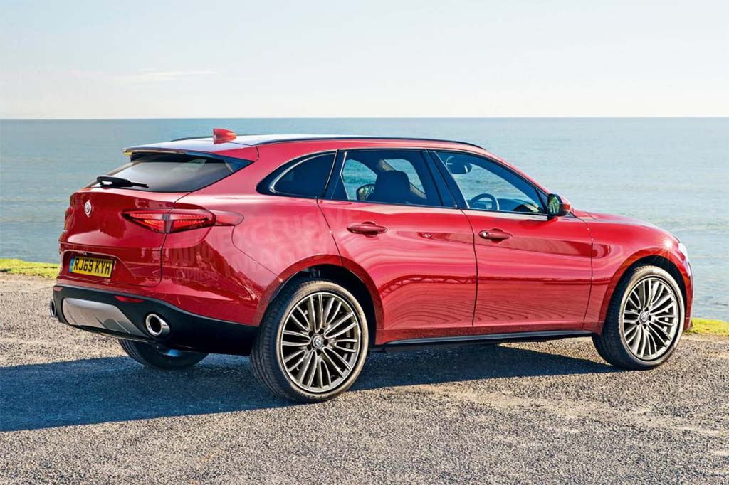 Alfa's Next SUV Will Be Bigger, Hybrid-Powered