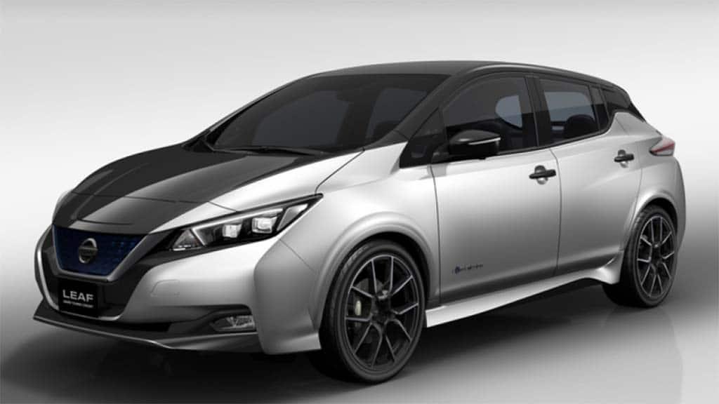 Nissan Set to Debut Leaf Grand Touring Concept