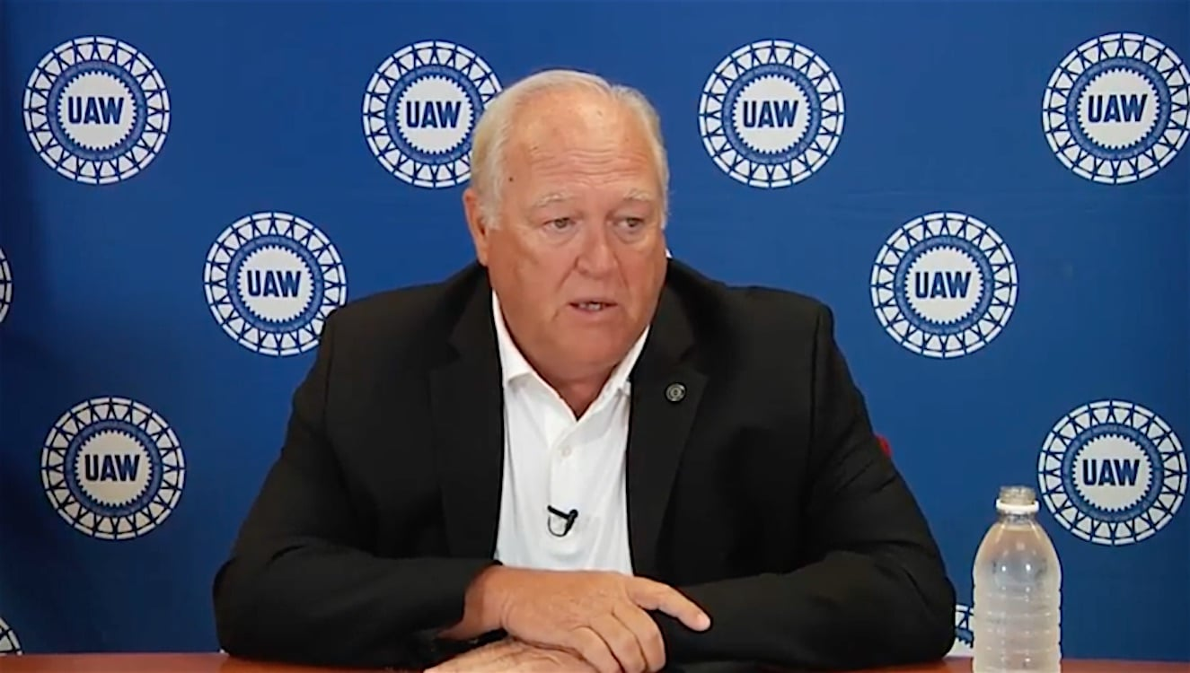 Former UAW President Dennis Williams Pleads Guilty