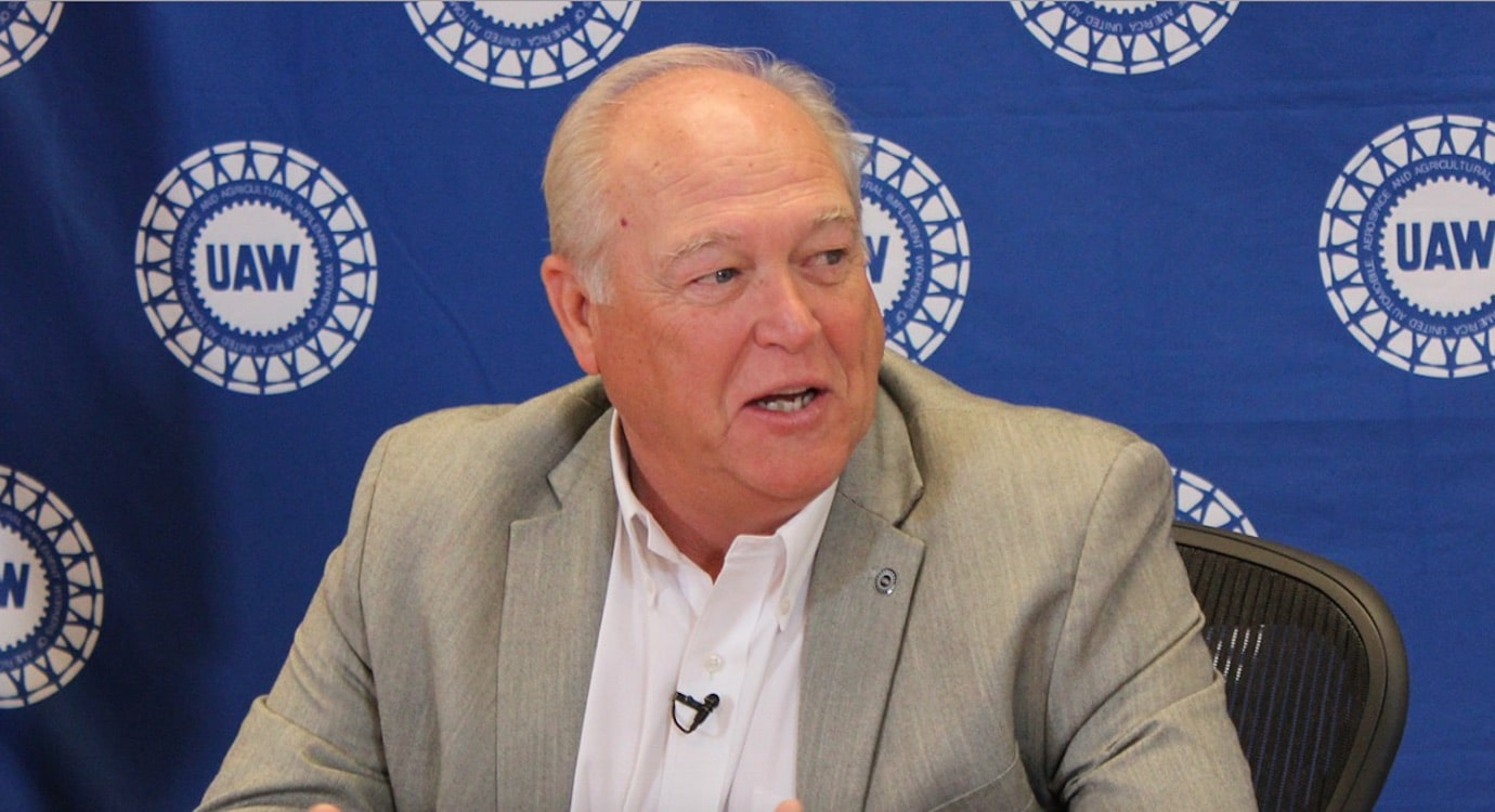 Former UAW President Williams Charged with Conspiracy