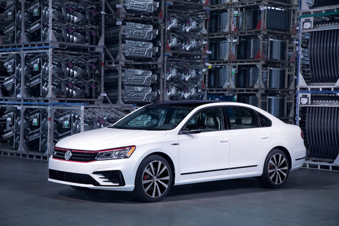 VW Passat GT gets more aggressive