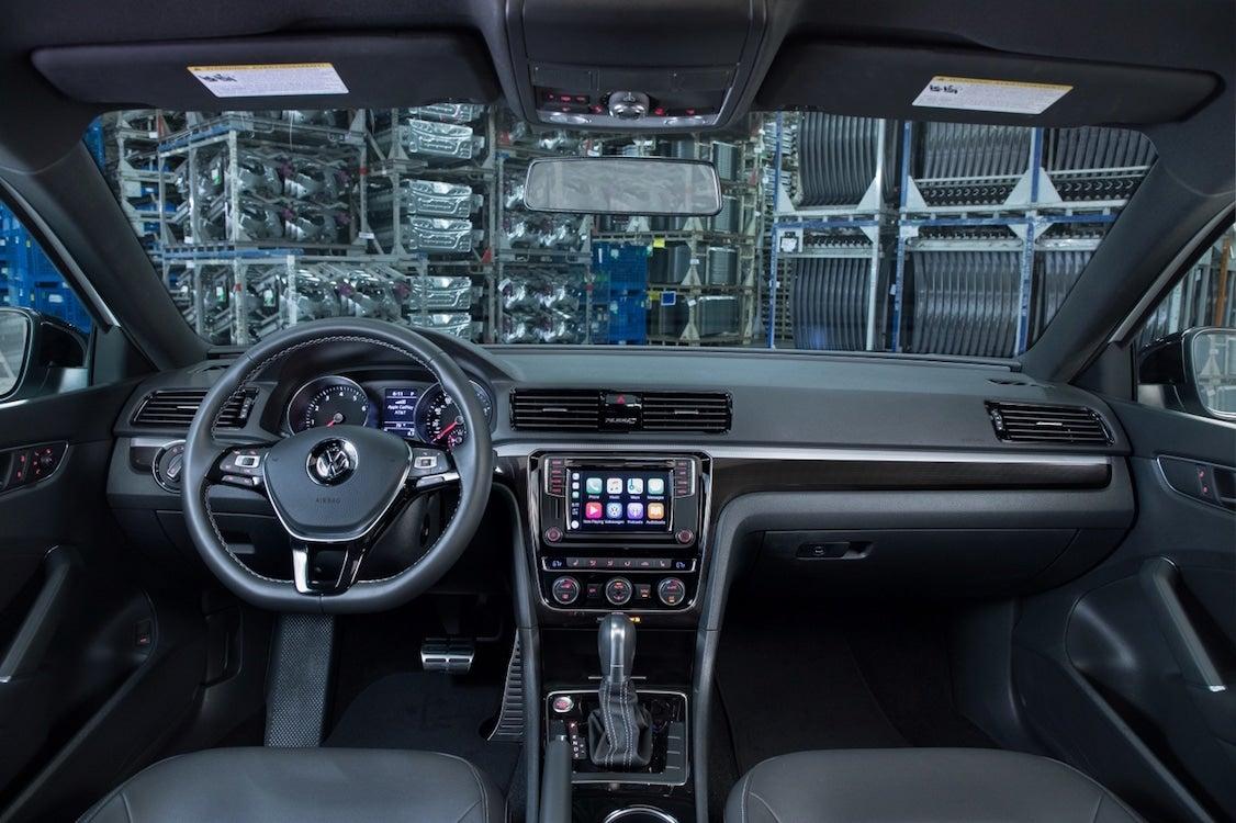 Volkswagen Offering Performance Passat GT | TheDetroitBureau.com