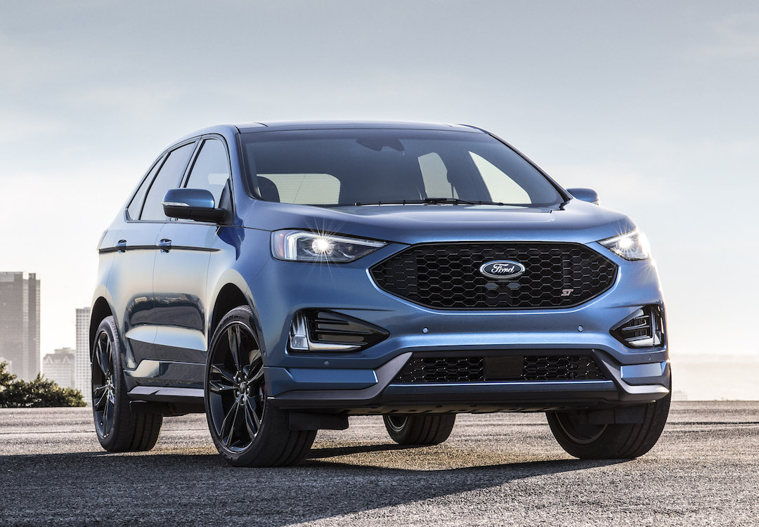 With New St Version Ford Edge Gets Edgier
