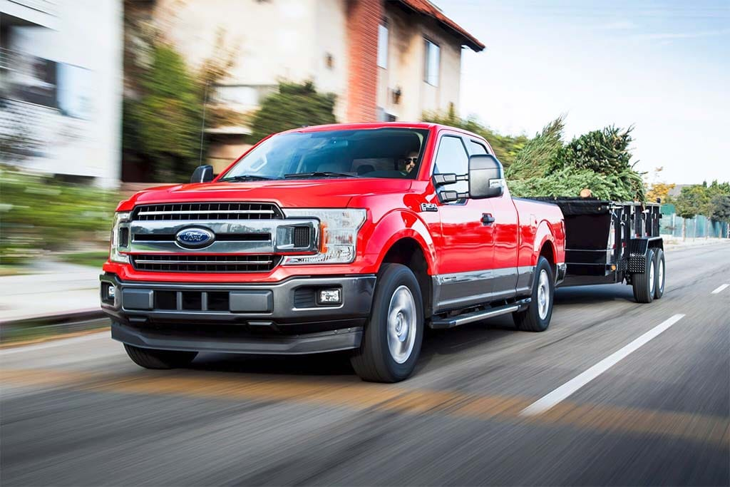 Ford halting all f 150 production some super duty trucks for Motor city towing detroit
