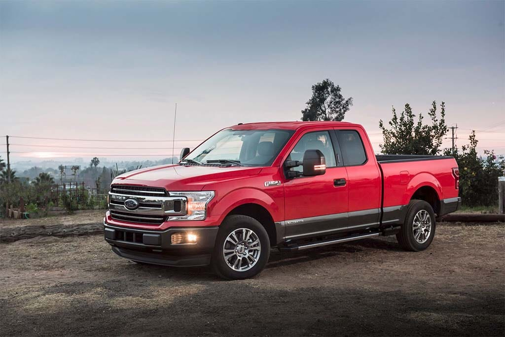 Ford Announces Four Recalls Covering Over 665K Vehicles