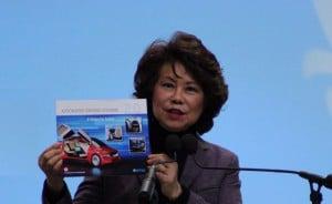 Transportation Sec Elaine Chao