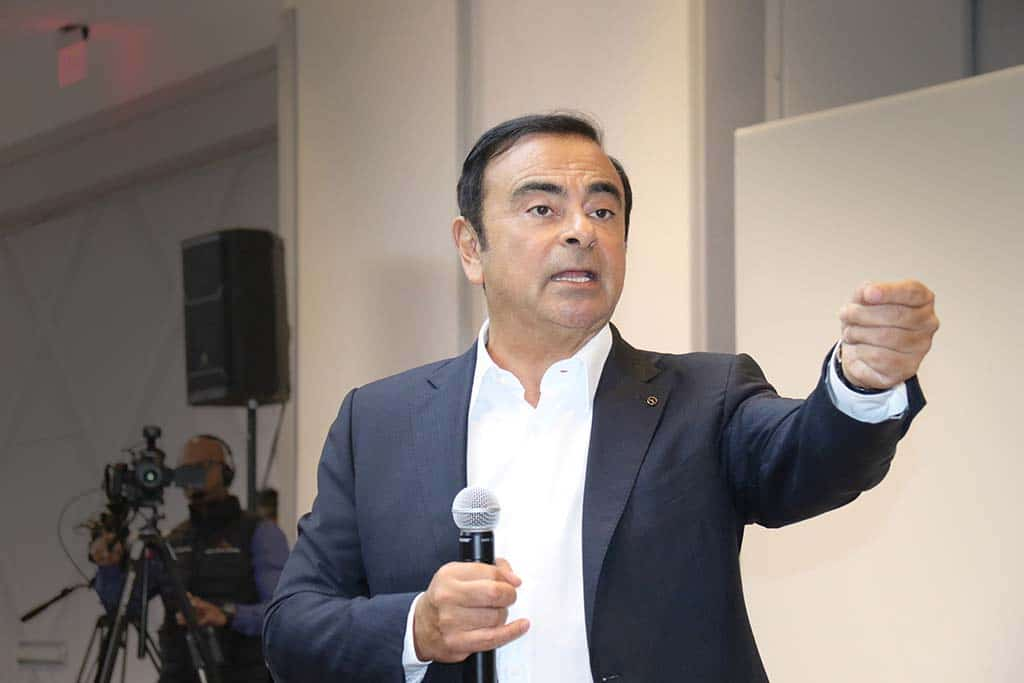 Ghosn Dismisses Speculation of a Renault Takeover of Alliance
