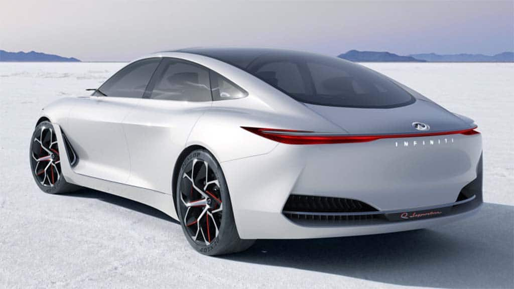 Infiniti Inspired: Q Inspiration Concept Hints at Future Flagship