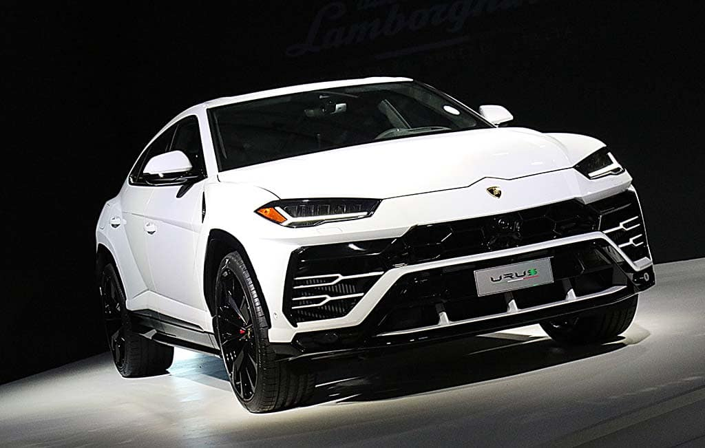 Lamborghini Says New Urus Will Soon Have Companion Model