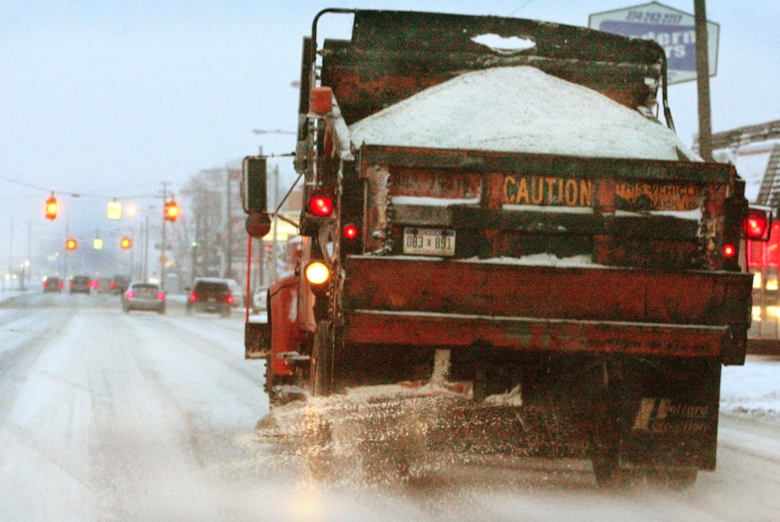 Cutting Salt From Your Diet? So Are America's Roads