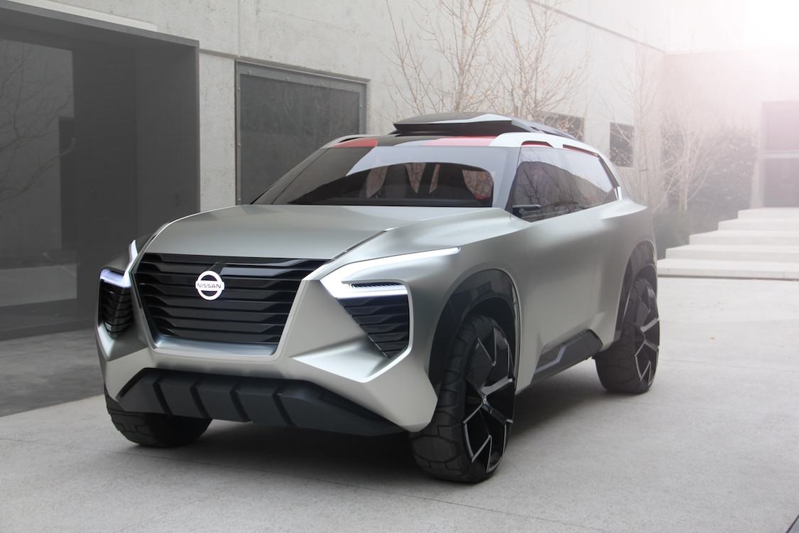 "Nissan Armada 2020 >> Nissan Xmotion Concept ""Signals Design Direction for 2020 and Beyond"" 