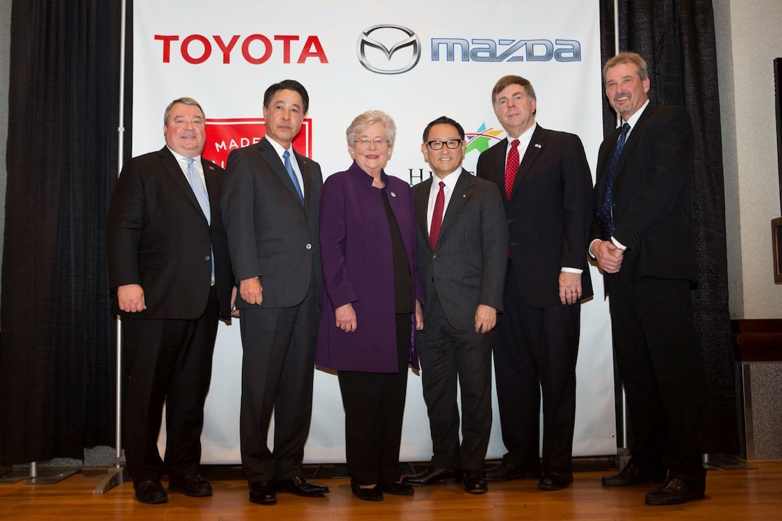 Toyota Reads Market Writing on the Wall, Agrees to Build More SUVs