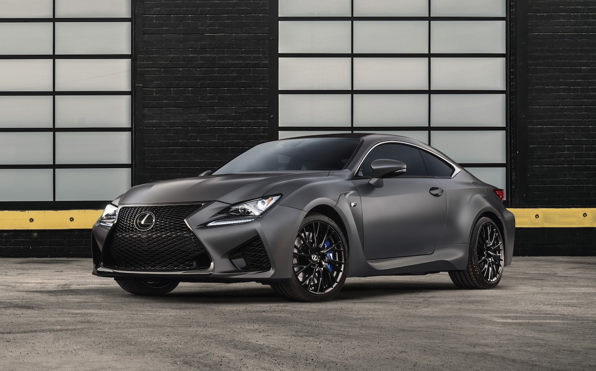 Lexus Celebrates 10 Years Of High-Performance