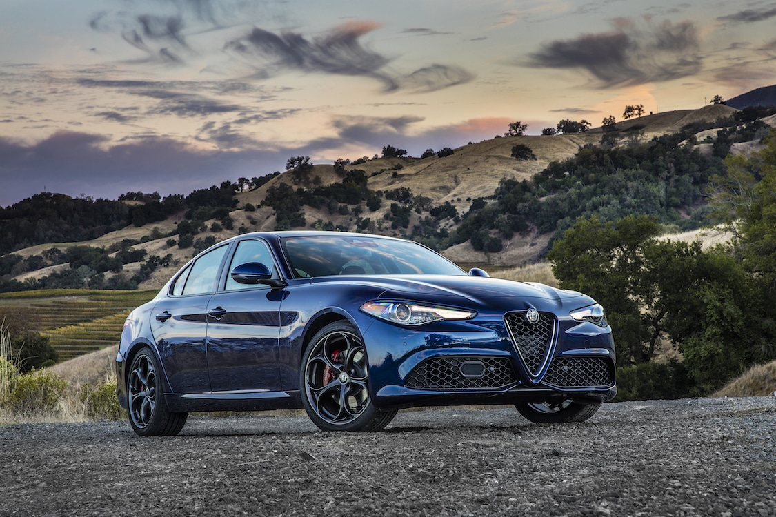First Drive: 2018 Alfa Romeo Giulia Ti