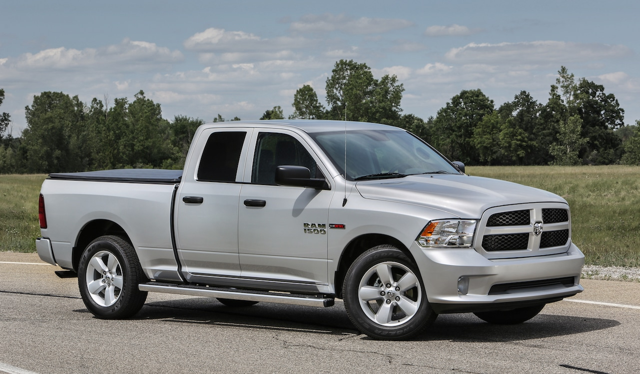 FCA Recalling 160K Ram Pickups for Potential Fire Issue