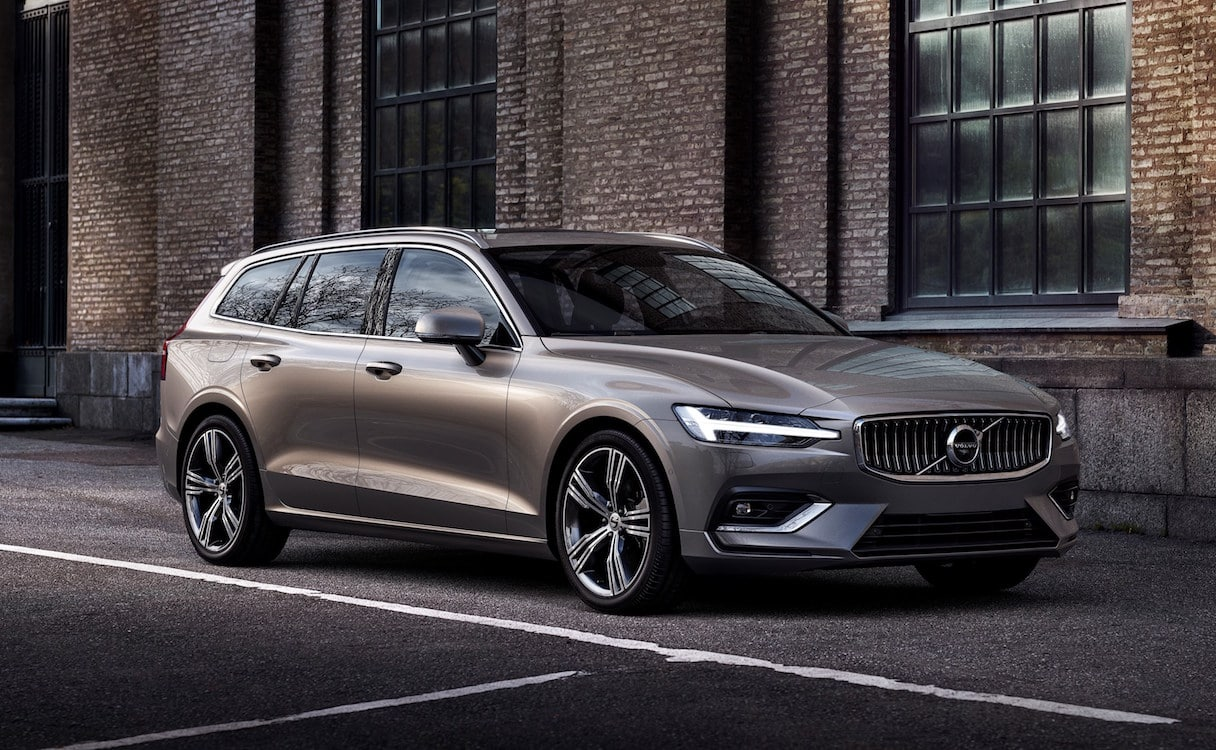 First Look: 2019 Volvo V60