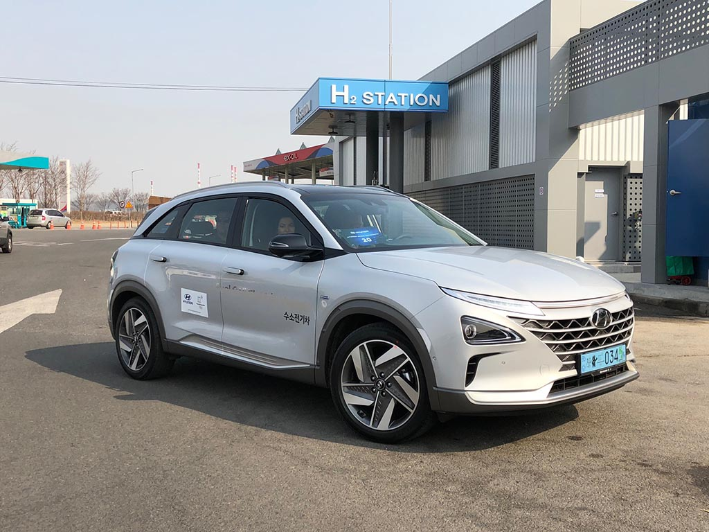 "Hyundai's $52B ""Strategy 2025"" Plan Calls for Battery Cars and ""Personal Air Vehicles"""