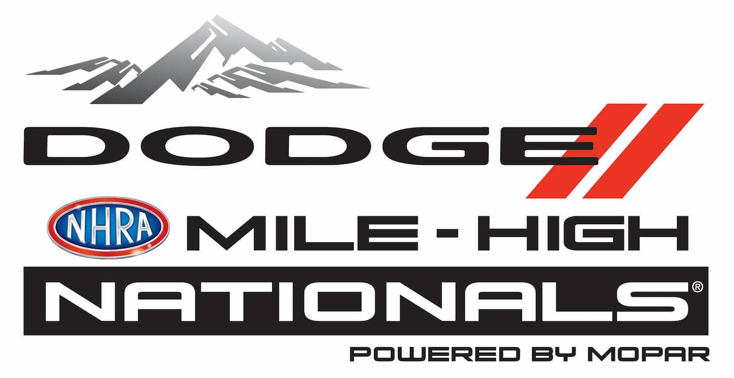 Dodge, Mopar Sponsoring NHRA Event
