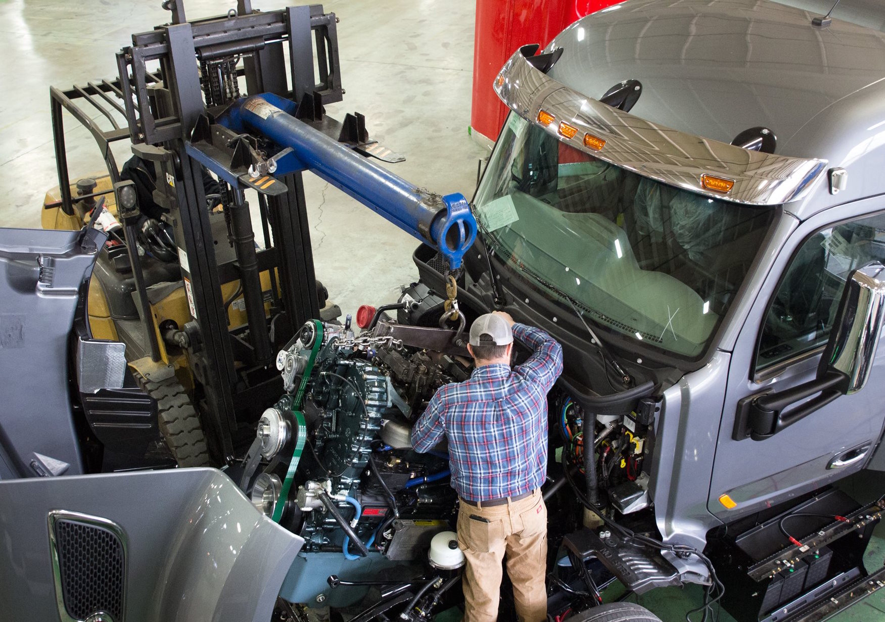 EPA's Pruitt Lets Polluting Diesel Trucks Glide Through Loophole