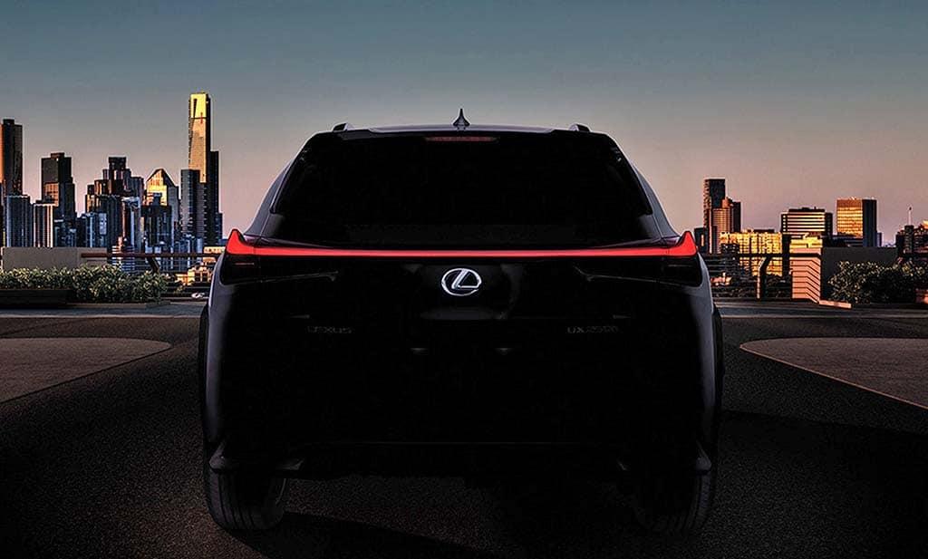 Lexus UX crossover SUV teased ahead of Geneva Motor Show debut