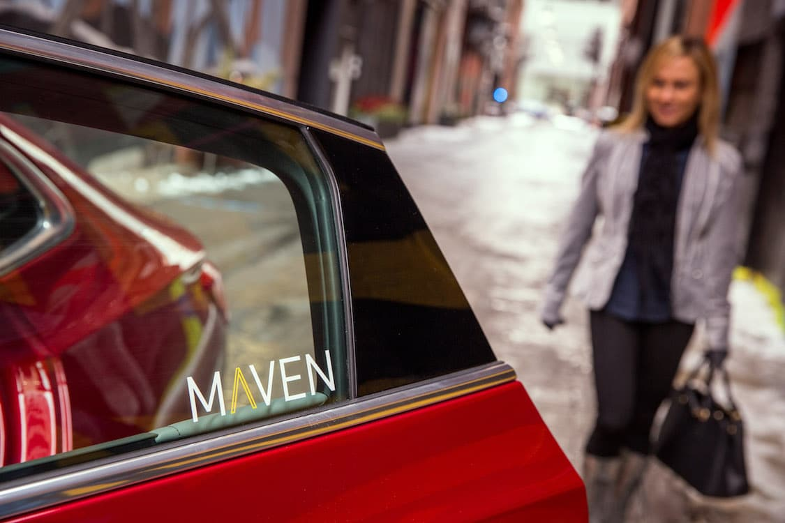 GM Pulls the Plug on Maven Car-Sharing Service