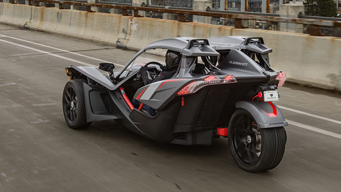 Polaris Looking to Broaden Appeal of Slingshot