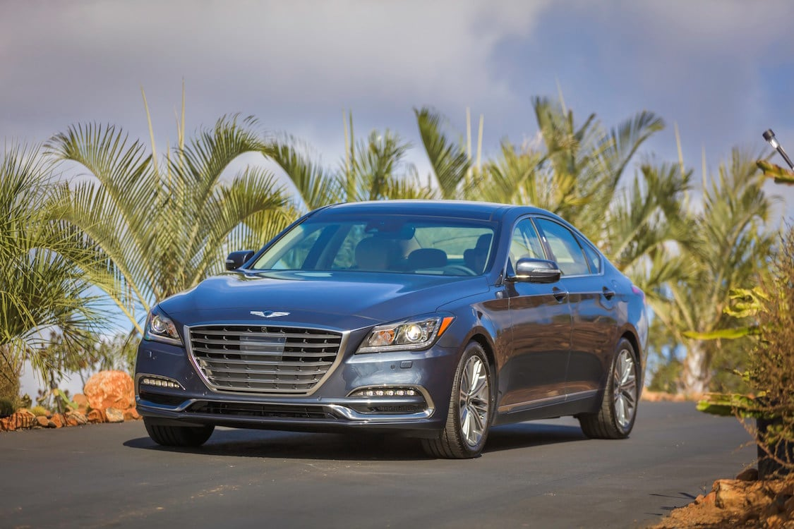 First Time Out, Genesis Tops Power Dependability Study As Nissan Leaf Scores a Coup