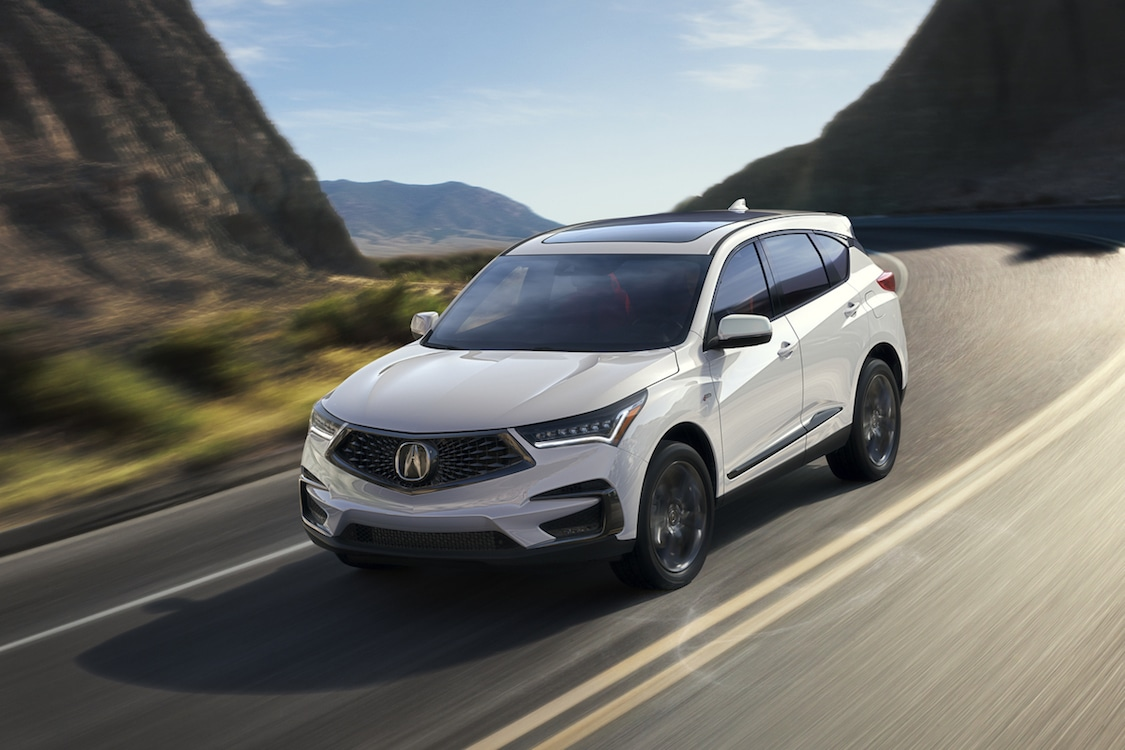 Acura Unwraps Next-Generation RDX