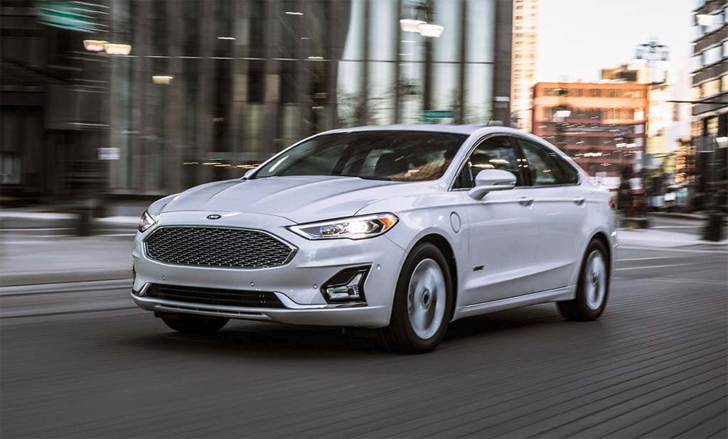 """2019 Fusion to Be Ford's """"Most Technologically ..."""