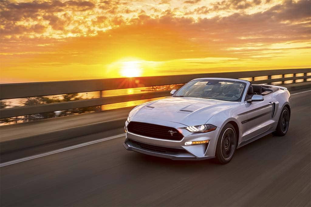 Ford Goes California Dreaming with Special Edition Mustang