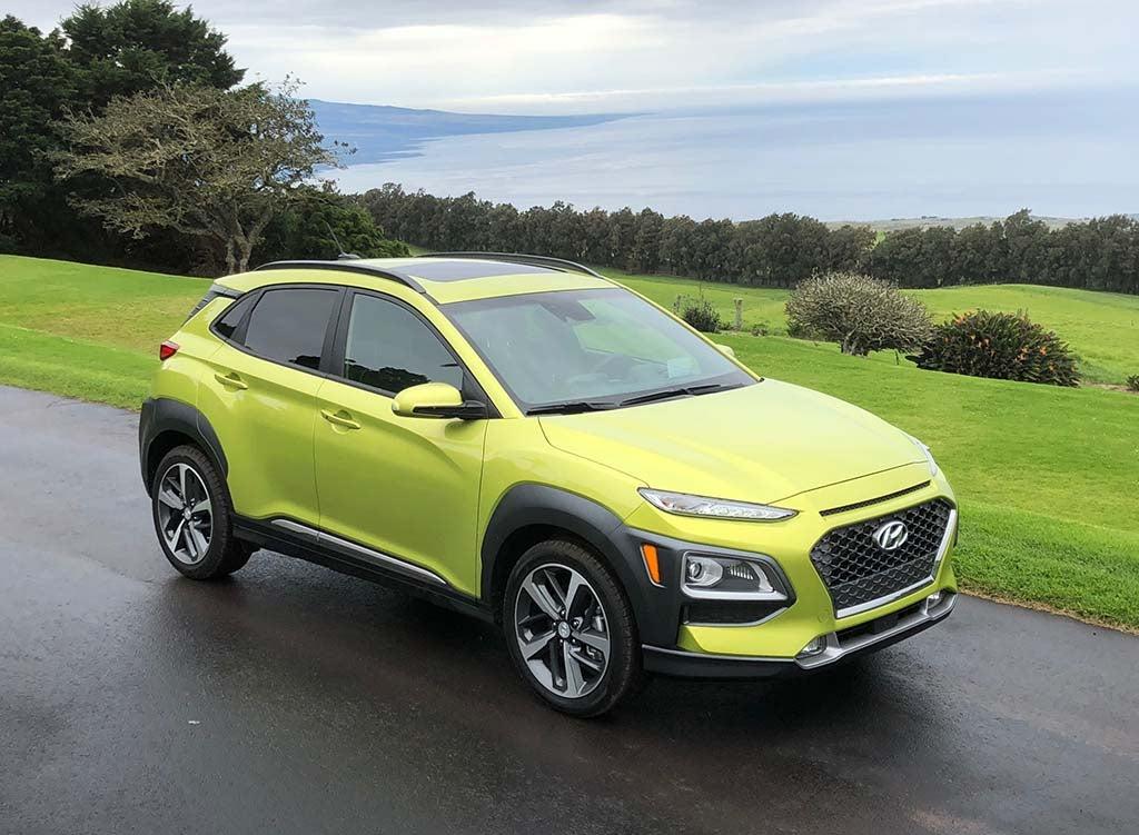 All Star Hyundai >> First Drive: 2018 Hyundai Kona | TheDetroitBureau.com