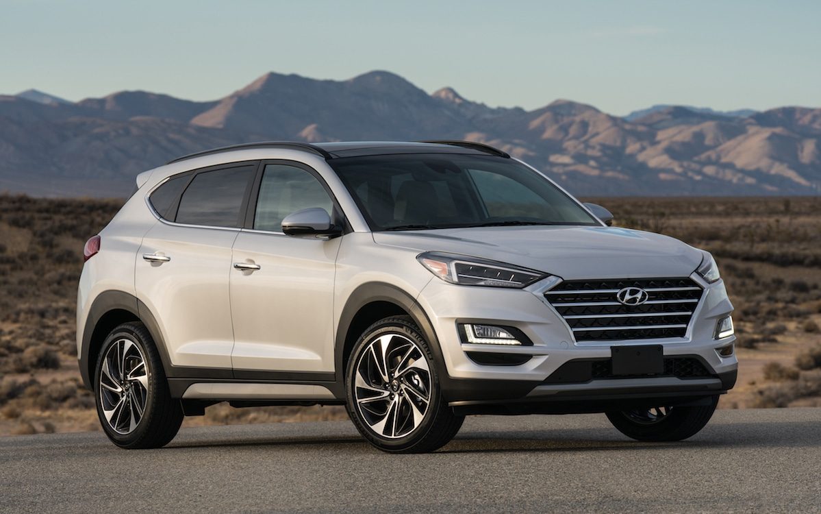 hyundai tucson gets facelift new tech for 2019 model year. Black Bedroom Furniture Sets. Home Design Ideas