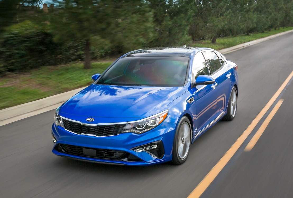 Kia Offers Up New, Upgraded Cars, CUV in NYC