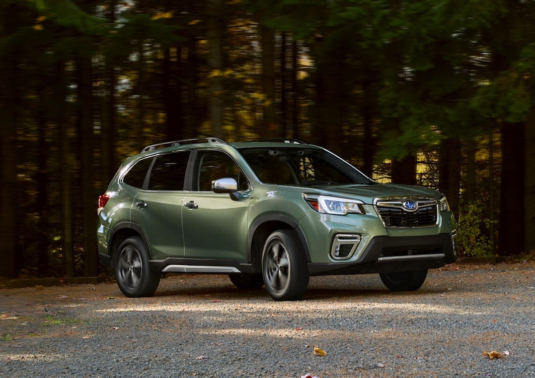 Roomier, Faster and Tech-ier: the new Subaru Forester