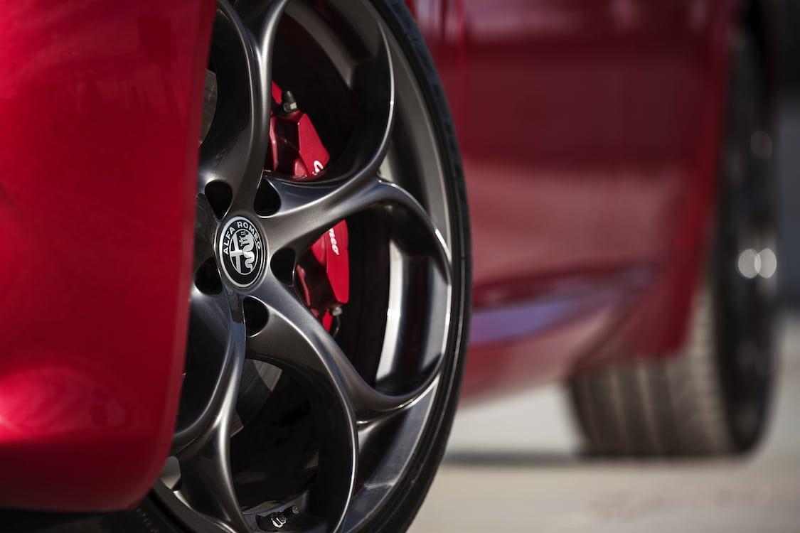 Alfa Romeo Stelvio And Giulia Show Off Nero Edizione Package