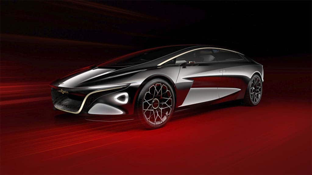 Aston Martin Goes To Extreme With Electric Lagonda Vision Concept