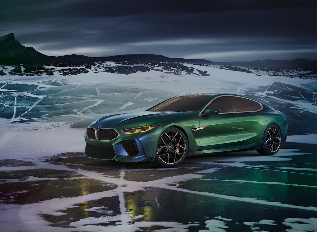 first look bmw concept m8 gran coupe thedetroitbureaucom